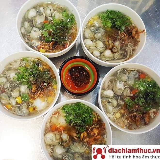 Súp Hàu Cô Chi