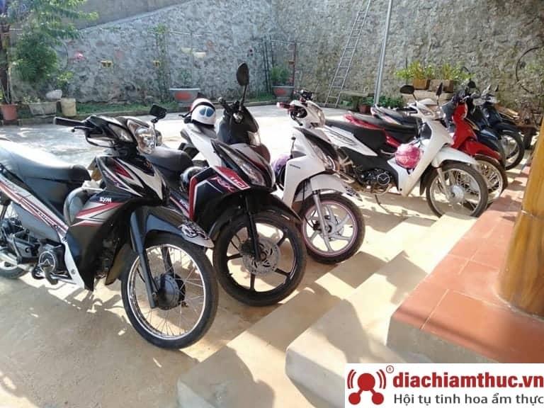 Thuê xe máy tại Thanh Hóa