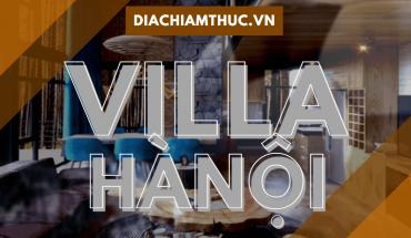 Villa Hà Nội