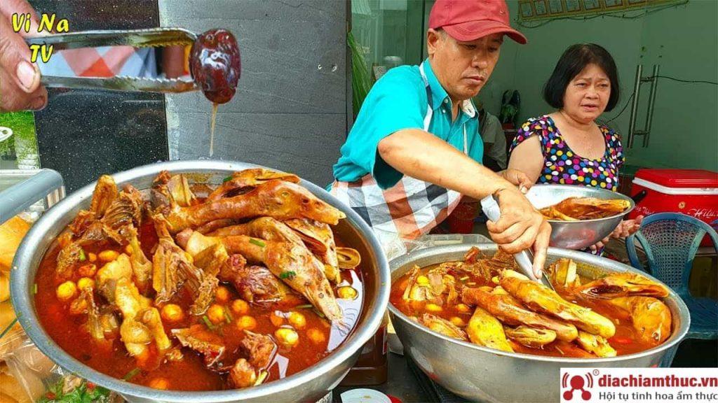 Vịt Phá Lấu Thái Lan Bình Thạnh