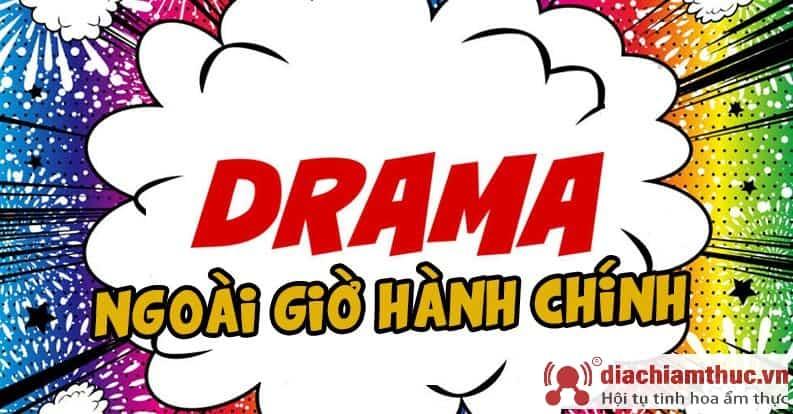 drama là gì trên facebook