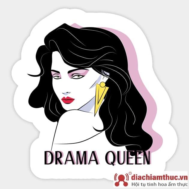 drama queen là gì