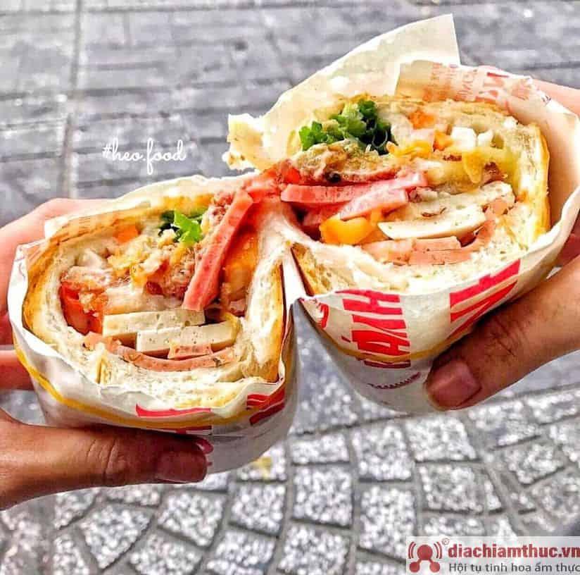 Giới thiệu về bánh mì Huỳnh Hoa