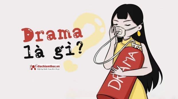 Từ Drama nghĩa là gì