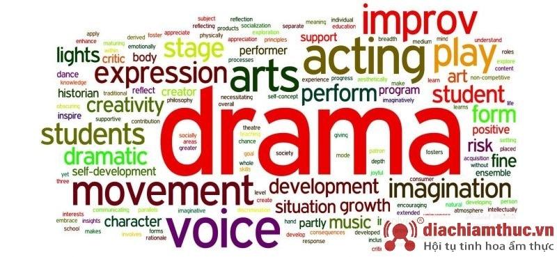 Ý nghĩa của drama