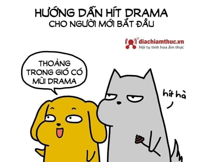 ý nghĩa drama